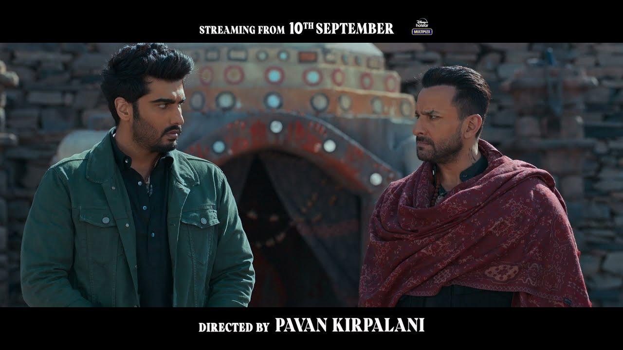 Download Bhoot Police  - Teaser   Saif Ali Khan   Arjun Kapoor   Jacquelin Fernandez   Yami Gautam