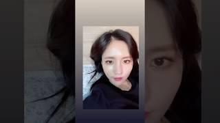 200627 러블리즈 명은 인스타 스토리 lovelyz jin instagram story