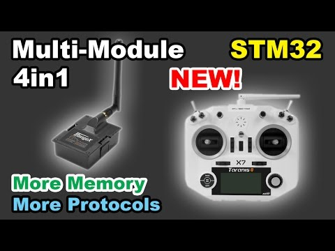 ✅ STM32 4in1 Multi Protocol Module iRangeX IRX4 for FrSky Taranis Radio Transmitter OpenTX QX7 X9D