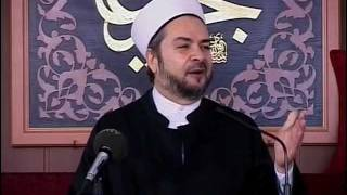 Vaaz-1 (29-04-2011)- Abdurrahman Büyükkörükçü Hoca