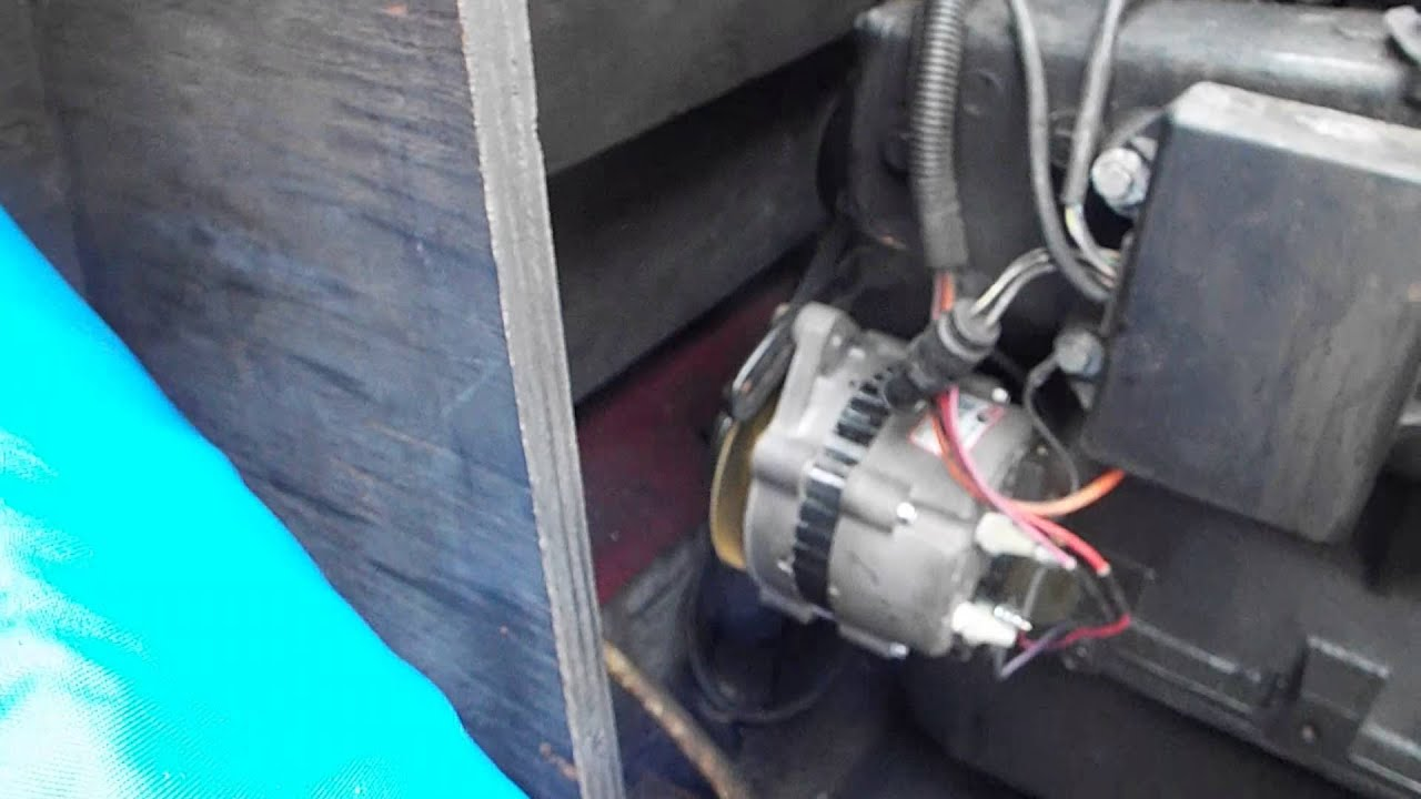 new arco marine alternator 9 17 14 youtubenew arco marine alternator 9 17 14 [ 1280 x 720 Pixel ]