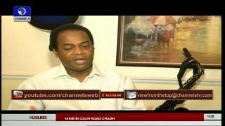 Donald Duke Highlights Factors That Led To The Fall Of PDP (PT3) 21/04/15