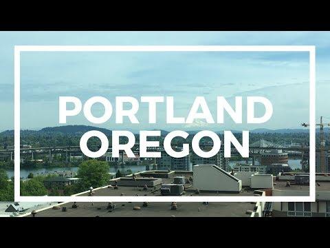 24 Hours in Portland Oregon!