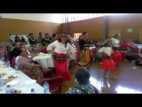 Tataharapa by our Petani group, Wellington, misinale, Tonga
