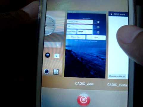 Preview ColorOS 2 on Oppo Find Mirror (R819)