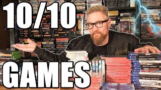 10/10 VIDEO GAMES - Happy Console Gamer