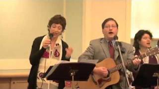 Welcoming Shabbat with Psalms 150 and 95