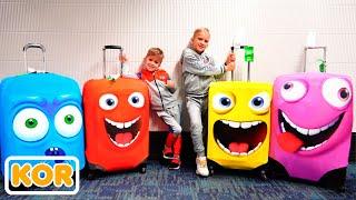 Download lagu 블라드와 니키와 가족 여행 | 아이들을위한 재미있는 비디오