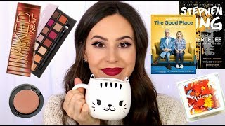 Video FALL MUST HAVES 2017 || Makeup, Fashion, TV Shows, Books || October Favorites 2017 download MP3, 3GP, MP4, WEBM, AVI, FLV Juni 2018