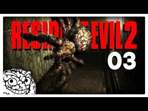 RESIDENT EVIL 2 – Leon A #03. (Retro Horror vor dem Remake!)