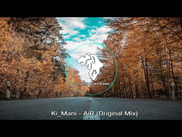 Ki_Mani - AiR (Original Mix) [Moombahton]