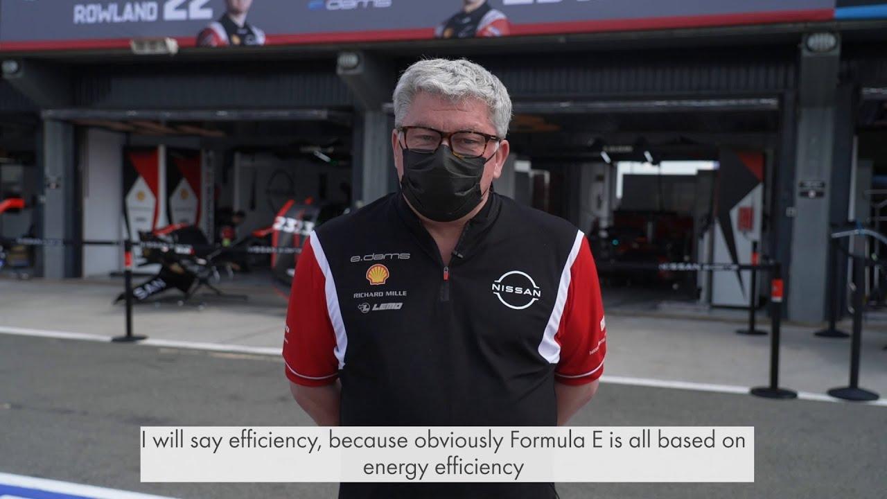 Shell X Nissan - Meet the Team - Vincent Gaillardot