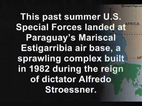 Bush's Secret Paraguay Land Grab