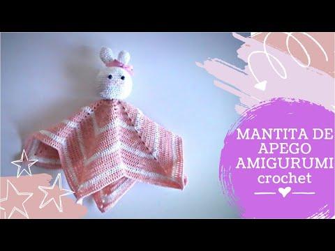 CROCHET: como tejer una manta ESTRELLA y de APEGO para BEBE (diestro ...