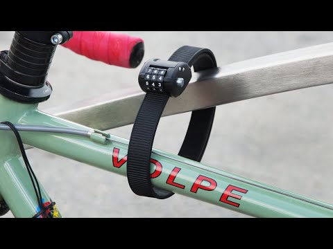 Ottolock | Lightweight Bike Lock