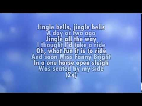Jingle Bells (karaoke - lyrics)