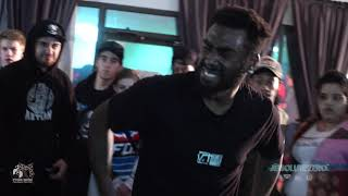 Part 2 of the Krump finals for $1500.