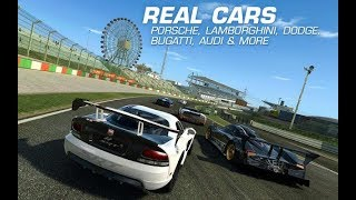 TOP 5 GAMELOFT RACING GAMES WITH INSANE GRAPHICS