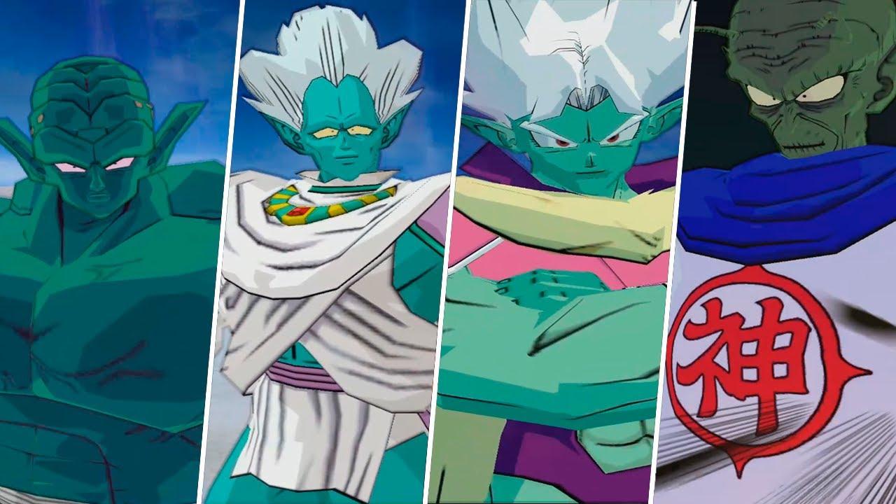 Dragon Ball Z Budokai Tenkaichi 3 Mod Compilation Dragon Ball Z Dead Zone Garlic Jr Saga Youtube In order to wish for immortality and avenge his father, garlic jr. youtube