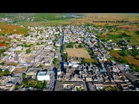 Dadyal Azad Kashmir (Pakistan) Drone Video March 2017