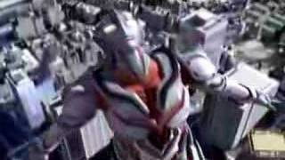 Ultraman Next MV