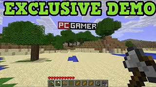 DEAD VERSION - Exclusive Minecraft Beta (PC Gamer Demo)