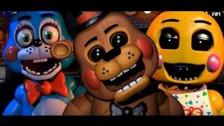 Песня 5 ночей с фредди 2 на русском 5 Nights At Freddy s. Five Nights At Freddy s