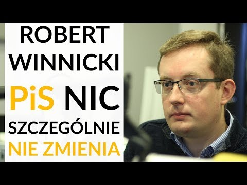 Winnicki ostro o PiS: W TVP mamy jawną homopropagandę, a rząd oszukał wyborców w sprawie imigrantów