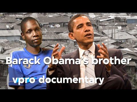 Being Barack Obama's brother: George Obama in the slums - Docu - 2013