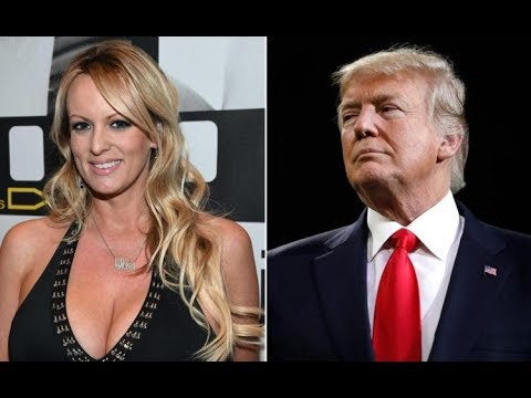 BREAKING: TRUMP MADE STORMY DANIELS SIGN NON DISCLOSURE BEFORE ACCEPTING PAYMENT