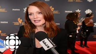 2015 Canadian Screen Awards - Julianne Moore | CBC Connects
