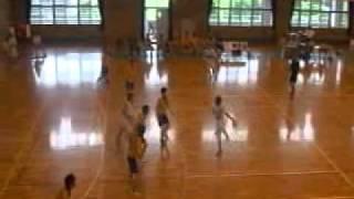 九州インカレ・ハンドボール男子決勝・福岡大学vs西南学院大学
