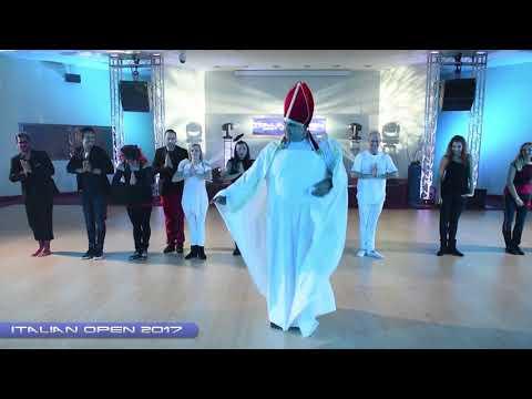 ITALIAN OPEN 2017 Teacher presentation - Angels & Devils party