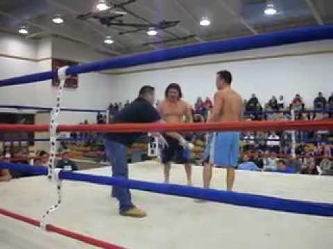 Heavy Hitters-MMA Cheyenne Ziegler vs Marcus Luxon