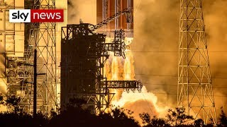 NASA launch mission to the Sun part 2