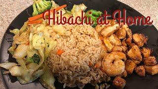 Hibachi At Home
