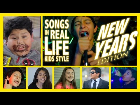 Songs In Real Life Kids Style 6 - New Years Edition