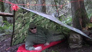 The Military Poncho Plow Point Shelter