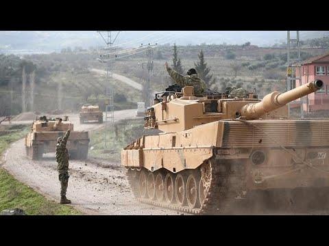 أنباء عن دخول الجيش التركي إلى عفرين ووحدات حماية الشعب الكردي تنفي…  - نشر قبل 1 ساعة