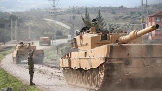 أنباء عن دخول الجيش التركي إلى عفرين ووحدات حماية الشعب الكردي تنفي…