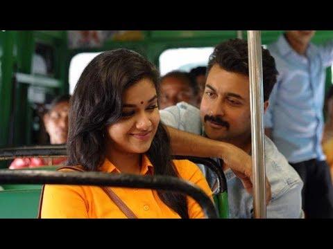 Keerthy Suresh | fall down while dancing on shooting spot | full clip | Thaana serntha kootam movie