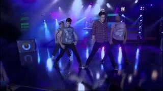 """Violetta 2   Los chicos cantan """"Salta"""" (Show Final)"""