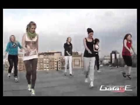 DNB DANCE SCHOOL ''KeyDance'' (Garage Underground)