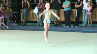 Выступления гимнасток 2004 г.р. (часть1)(Открытый турнир по художественной гимнастике «Kiev CUP - 2011» Выступления гимнасток 2004 г.р. (часть1), 2011-05-23T08:04:59.000Z)