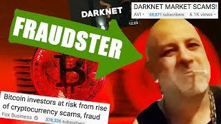 Dark Web Bitcoin scammer gets ROASTED