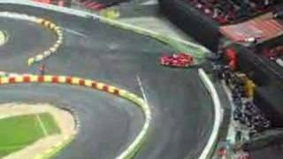 Schumi vs. Ekstrom - Race of Champions 2007