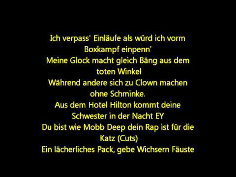Kollegah & Farid Bang - Dynamit ( Lyrics )
