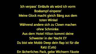 Kollegah & Farid Bang - Dynamit ( Lyrics )