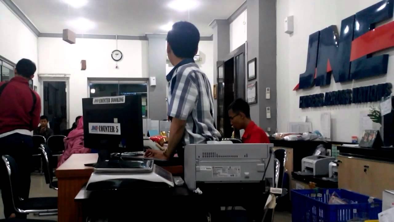 Kantor Pusat Jne Yogyakarta Youtube