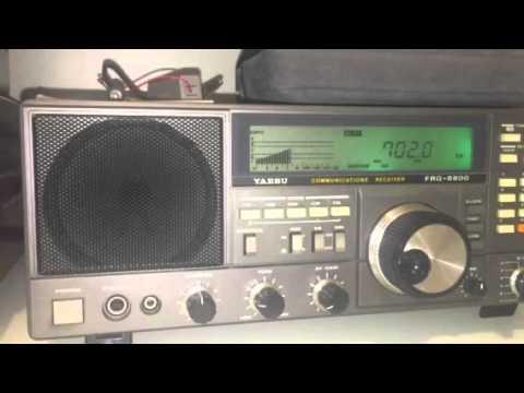 Medium wave DX: IRIB Iran 702 KHz Radio Tabriz